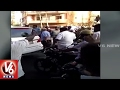 Tamils spit on vehicles of MLAs; oppose Palaniswamy govt.