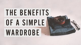 The Benefits of a Simple Wardrobe