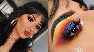 Colorful Smokey Eye | Alexandra Leyva