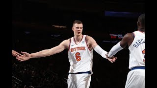 Best Plays from Week 4 of the NBA Season (Kristaps Porzingis, Giannis, and More)