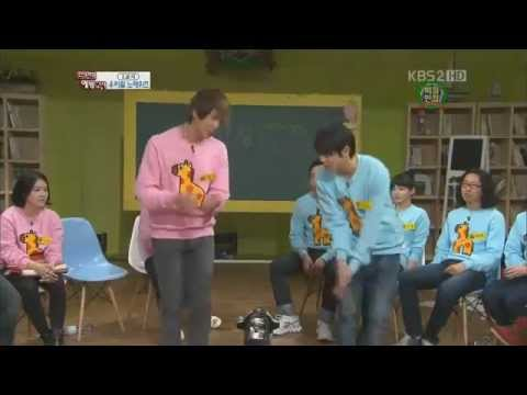 Onew Ring Ding Dong Imitation Beast Yoseob (100 points out of 100)