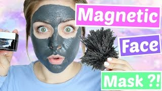 Magnetic Face Mask Tested !