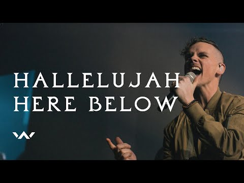 Hallelujah Here Below | Live | Elevation Worship