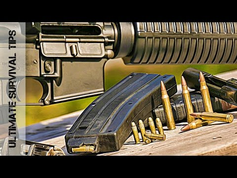 How to Shoot .22 Ammo in Your AR 15 Rifle - (in 60 Seconds) - CMMG 22LR Bravo Kit