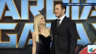 Chris Pratt y Anna Faris ya están oficialmente divorciados