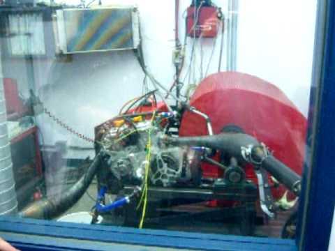 BRC Racing - BRC250FE Dyno Run