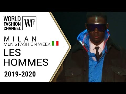 Les Hommes | Fall-winter 19-20 Milan men's fashion week