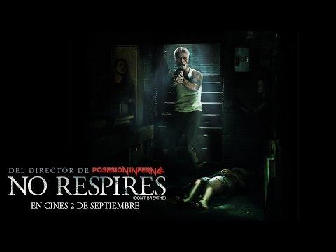 NO RESPIRES. Esta casa esconde un terror�fico secreto. En cines, 2 de septiembre.
