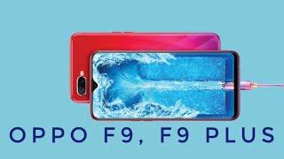 """OPPO F9 màn hình """"GIỌT NƯỚC"""", Galaxy A 2019 có vân tay siêu âm"""
