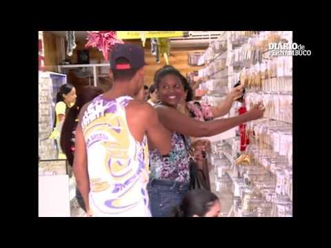 Com�rcio prev� Natal mais magro em Pernambuco