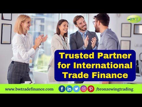 Trade Finance Providers – DLC MT700 – SBLC MT760 – BG MT760