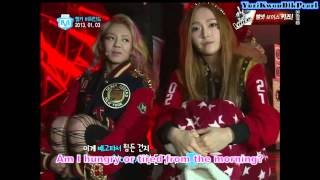 [ENG] 130110 SNSD Cut Wide News Backstage