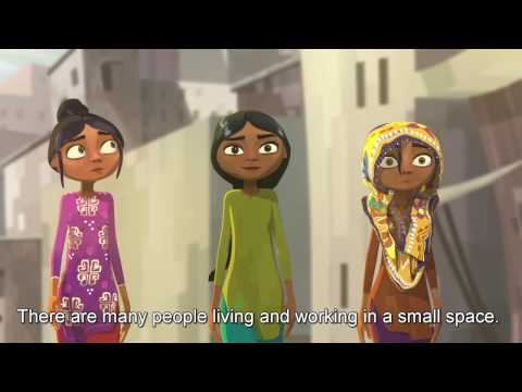 WaterAid och H&M Foundations film om toaletter i Dhaka