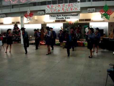 Baile Folklorico - El Pavido Navido