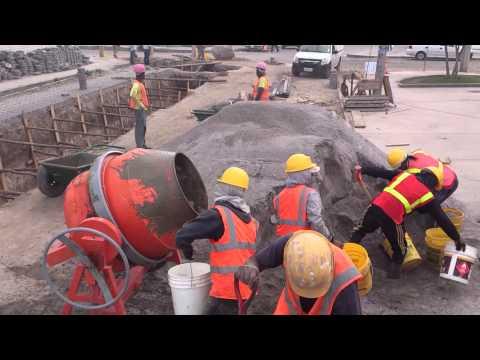 Concreteras 1.5 o 2 sacos de cemento, Tecsun - Bagant  Ecuador