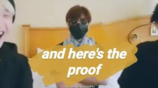han jisung is the funniest member of stray kids (ft. changbin)