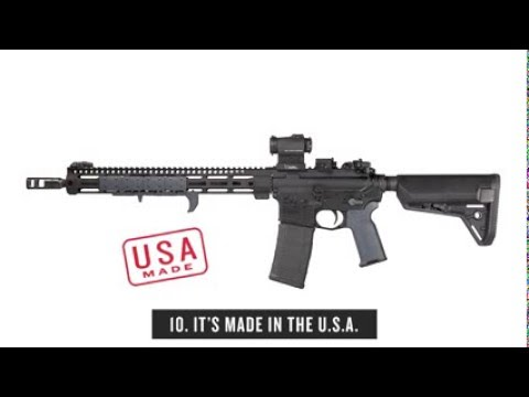 Magpul MOE SL-S Stock -10 reasons in 60 seconds