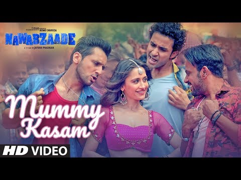 Mummy Kasam Video - NAWABZAADE - Raghav - Punit - Dharmesh - Sanjeeda - Gurinder - Payal - Ikka