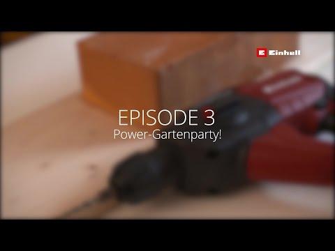Einhell Power X-Change - TV Spot Österreich - Making Of - Episode 3