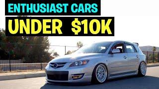 BEST FUN CARS UNDER 10K (Top 5)