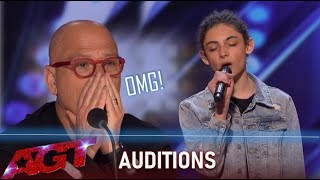 "Benicio Bryant: ""We just found the next Harry Styles"" SHY Boy WOWS! 