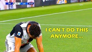 Cristiano Ronaldo is TOO GOOD for his Juventus Teammates!
