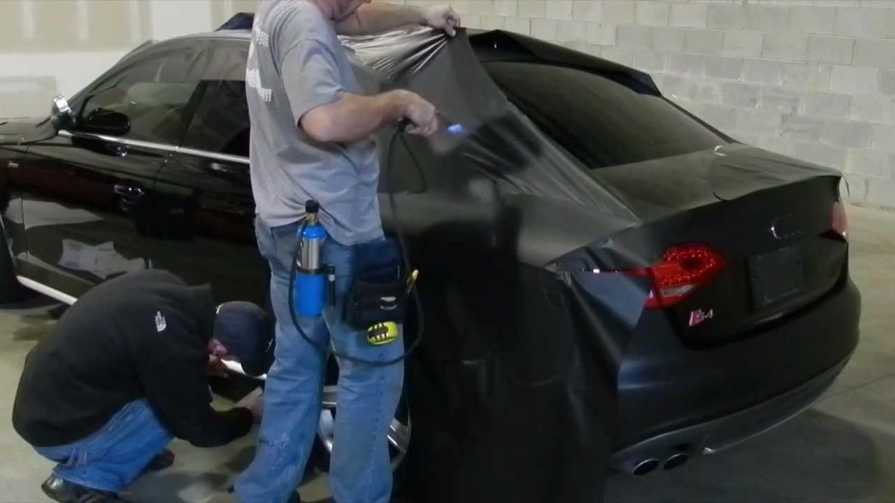 3m Scotchprint Wrap Film Series 1080 Vehicle Installation