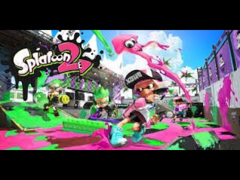 Lets Play Splatoon 2 Story Mode part 17