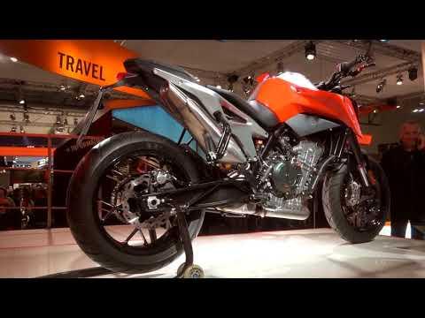 Motosx1000: Eicma 2017 KTM