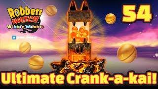 Yo-kai Watch Wibble Wobble #54: Ultimate Crank-a-kai! Every SS-rank! Robbett Watch