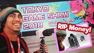 Na HOLDAP Ako T^T - Tokyo Game Show 2018
