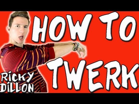 HOW TO TWERK | RICKY DILLON - YouTubeOur2ndlife Tumblr 2013