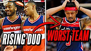 How The Washington Wizards WASTED Bradley Beal's Prime
