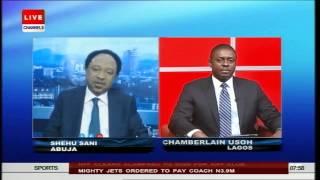 Senator Shehu Sani Explains The Rift In APC (PT3) 24/06/15