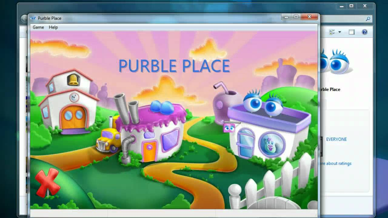 Download microsoft purble place game for windows (xp, 7, 8, 8. 1.