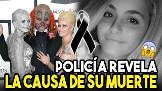 ULTIMA HORA – Policía REVELA La Causa De MU3RT3 De la Hija De Slipknot Gabrielle Crahan