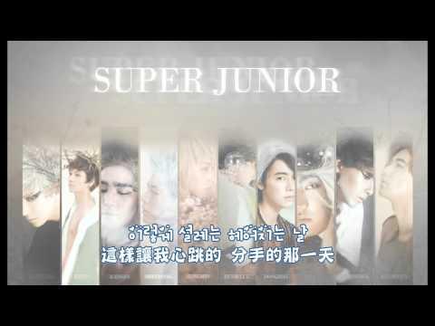 [繁中字幕] SUPER JUNIOR - A Good bye