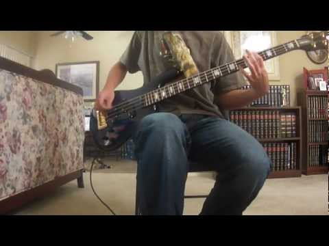 Chevelle - An Evening With El Diablo Bass Cover