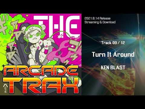 🔥THE ARCADE TRAX🔥全曲解説 9/12 - A-One - Turn It Around #Eurobeat #shorts