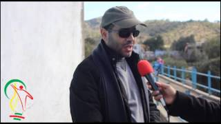 خالد البوقرعي وانطلاق قافلة البرلمانيين الشباب بإقليم شفشاون