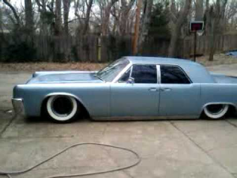 1963 lincoln continental suicide king by mg motoring video 10 musica movil. Black Bedroom Furniture Sets. Home Design Ideas