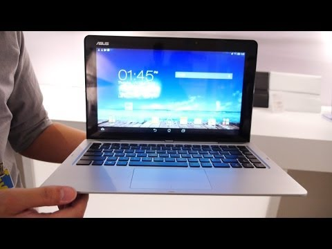 ASUS Transformer Book Duet 4-in-1 Hands On!