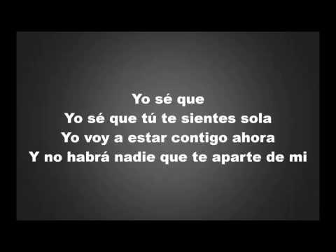 Sola - Arcangel (feat. De La Ghetto) Letra