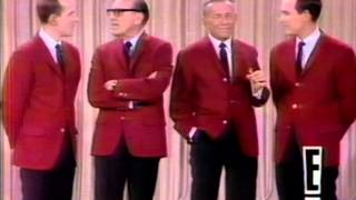 Jack Benny and George Burns with Smothers Brothers 02 19 67