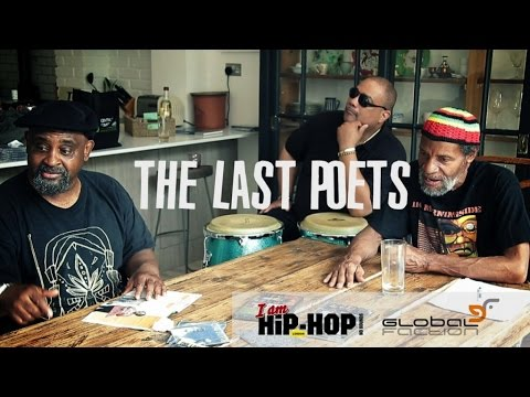 THE LAST POETS | IAMHIPHOP INTERVIEW