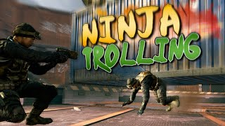 Ninja Trolling #10 (Humiliating the Enemy, Epic Reactions, BO2 Funny Moments)