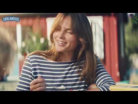 Server en liten sommerferie med Sørlandsis fra Hennig-Olsen! (15 sek)