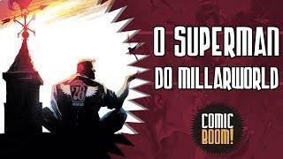 HUCK: O SUPERMAN DO MILLARWORLD