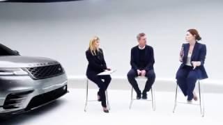 The New Range Rover Velar at Milan Design Week 2017