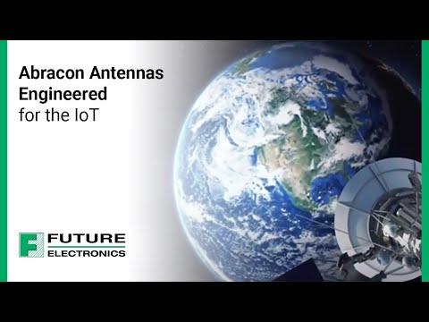 Abracon Antennas Engineered for the IoT